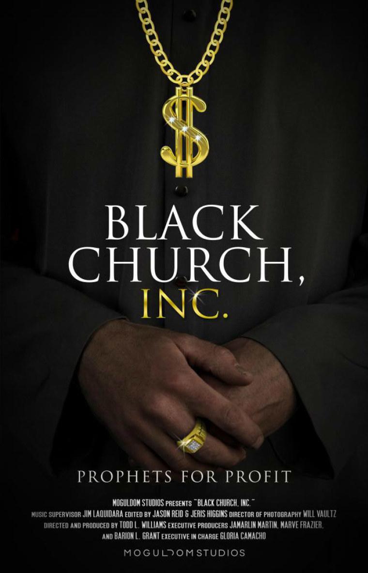 Black Church Inc