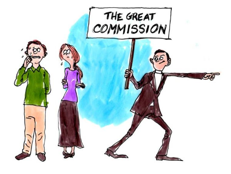 Cold Feet for the Great Commission?