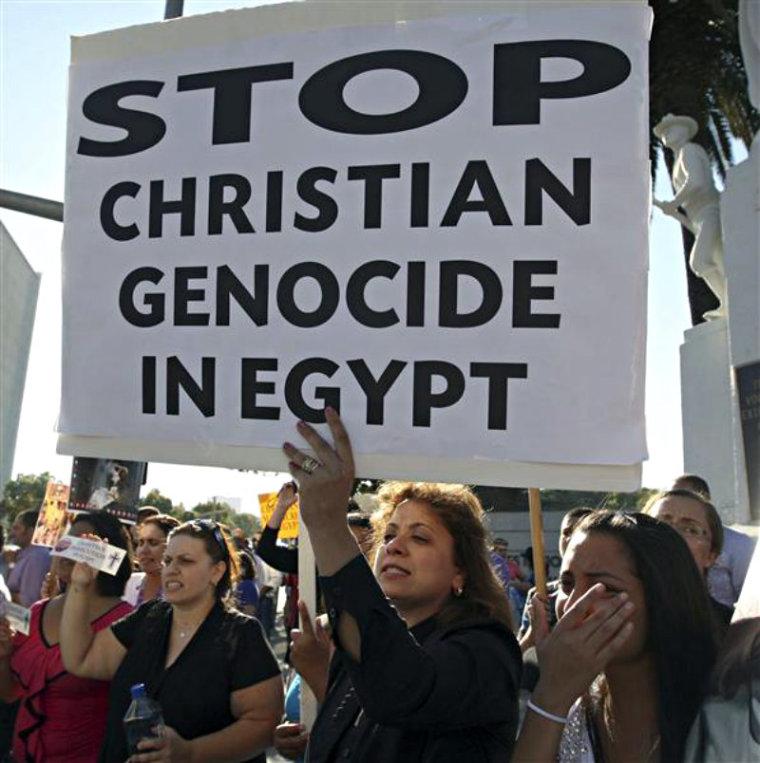 US Coptic Christians