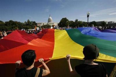 LGBT activists