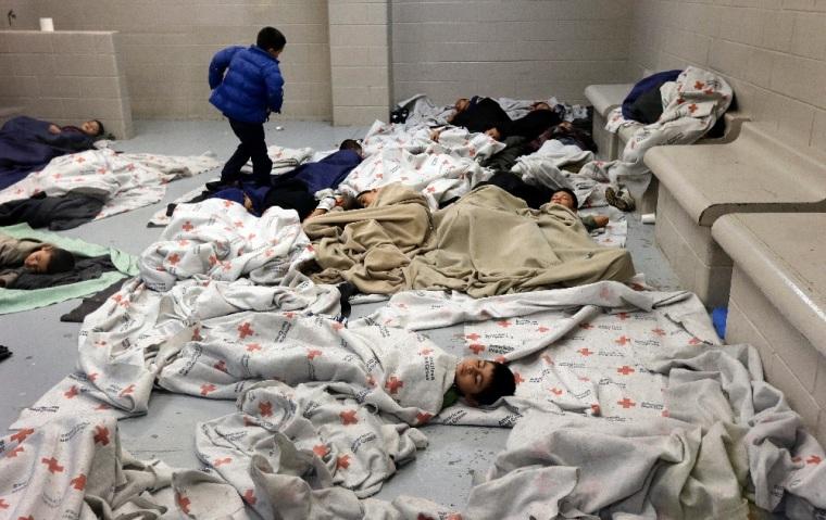 Child Mexico undocumented illegal immigrants