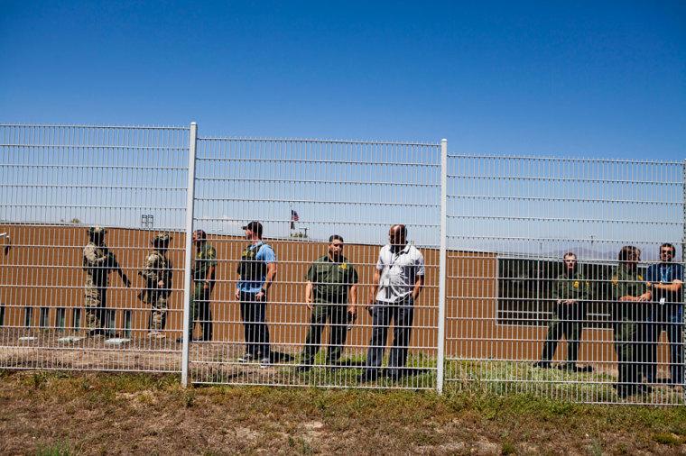 immigration border