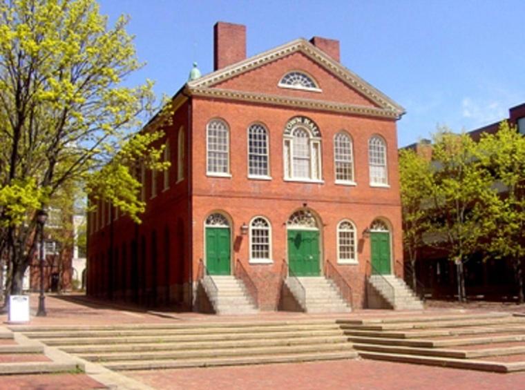 Salem Old Town Hall