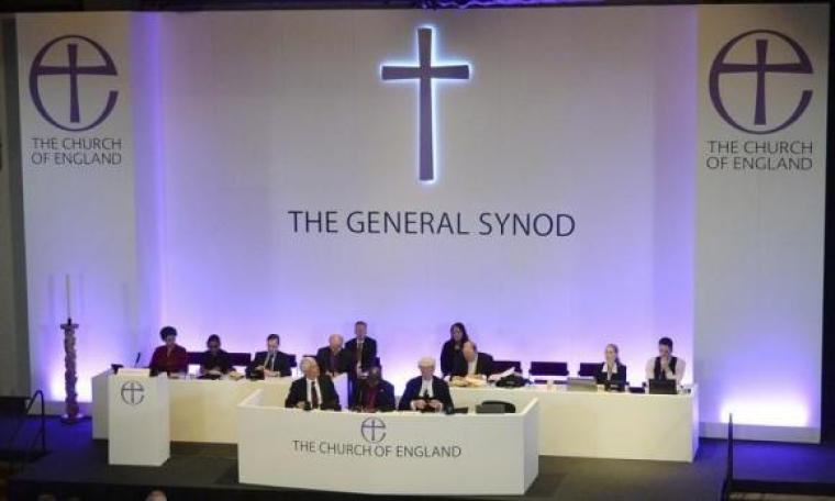 Church of England's Synod