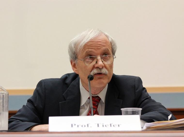 Charles Tiefer