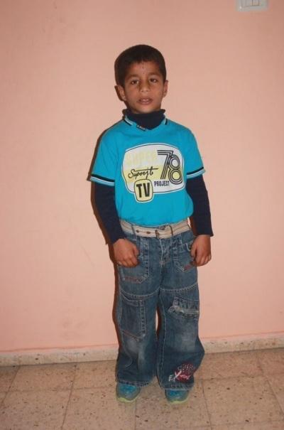 World Vision sponsor child
