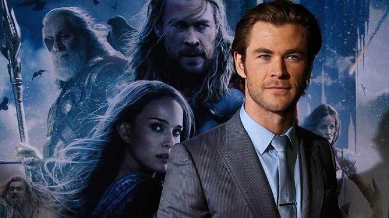 Chris Hemsworth Returns in Thor 3