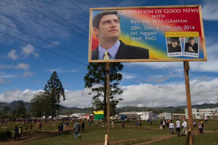 Will graham papua new guinea
