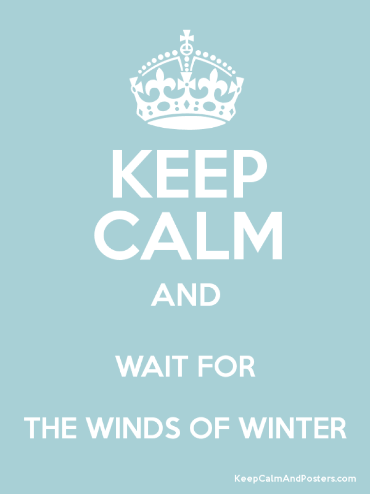 Winds of Winter' Release Date: New George RR Martin Book May