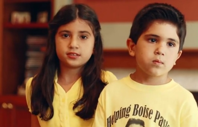 Saeed Abedini Children