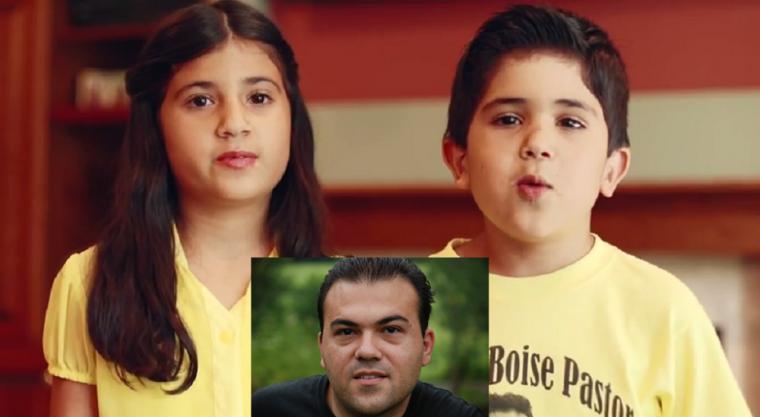 Saeed Abedini, Rebekkah, Jacob