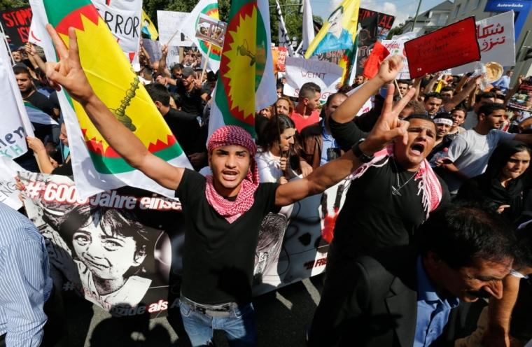 iraq kurds yazidis