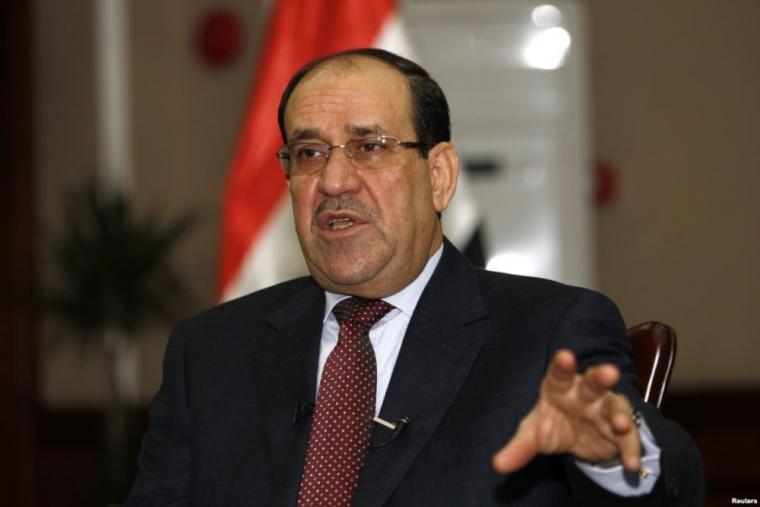 Prime Minister Nouri Al-Maliki, Iraq