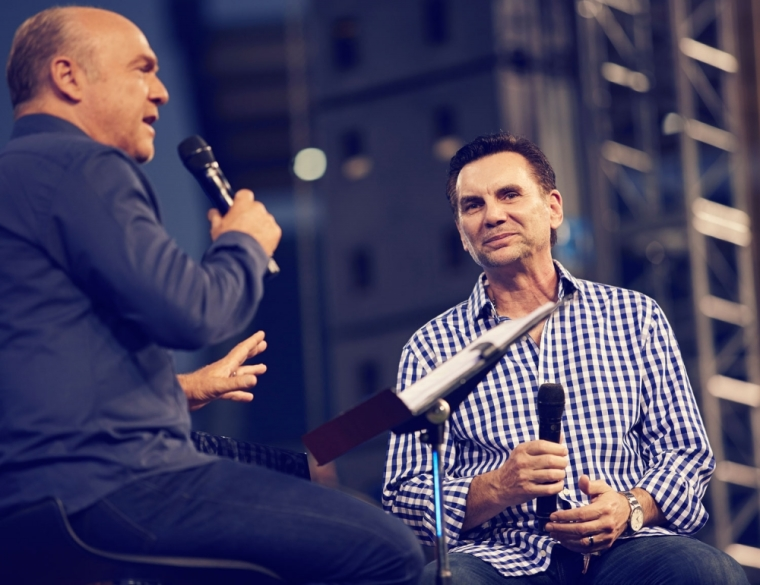 greg laurie michael franzese