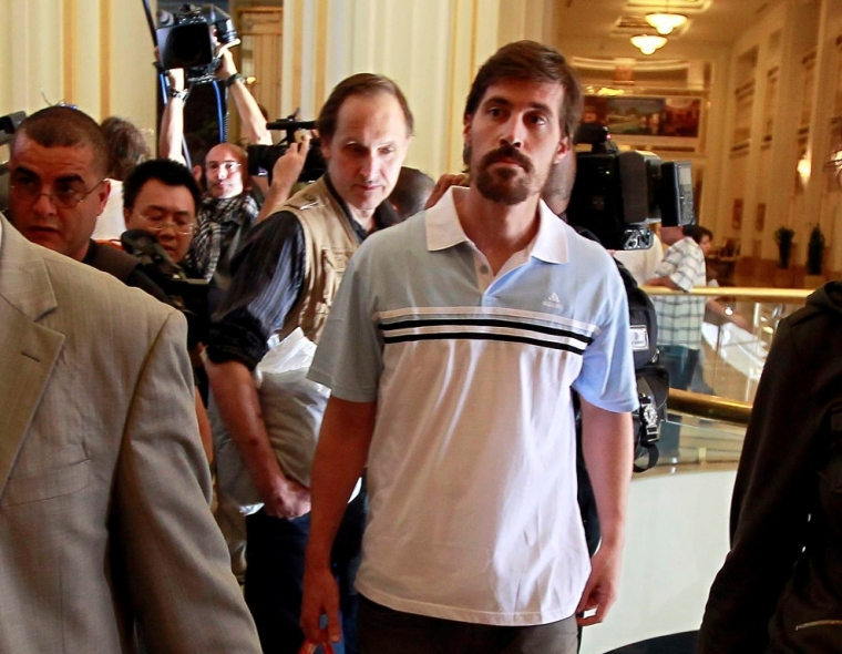U.S. journalist James Foley