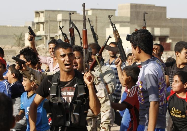 Iraq, ISIS