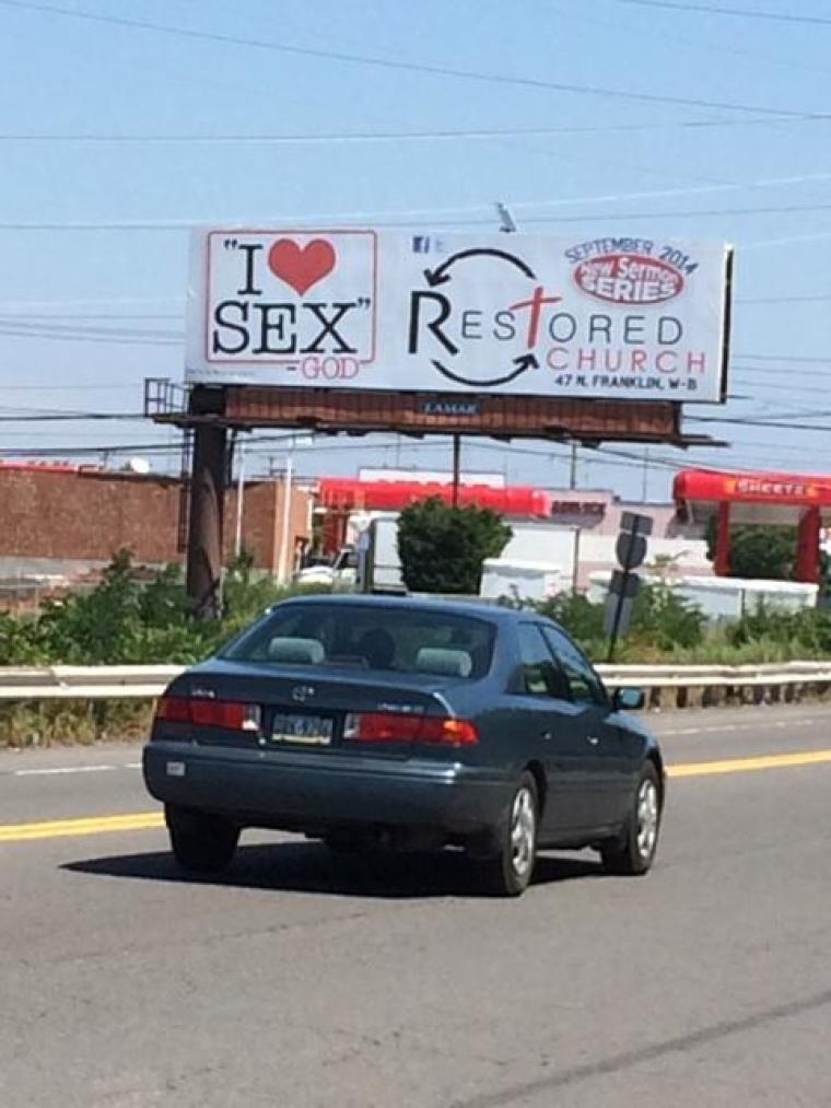 Church Billboard
