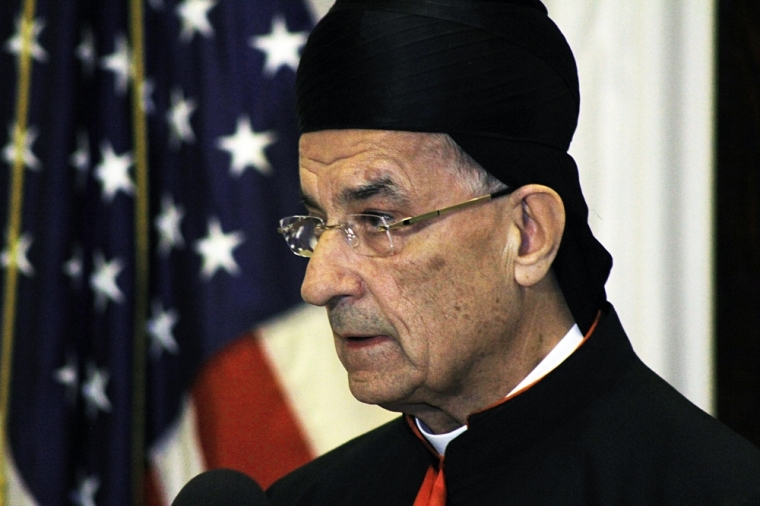 Patriarch Mar Bechara Boutros Cardinal Raï