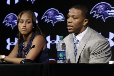 Ray Rice, Ravens, Janay, Fans