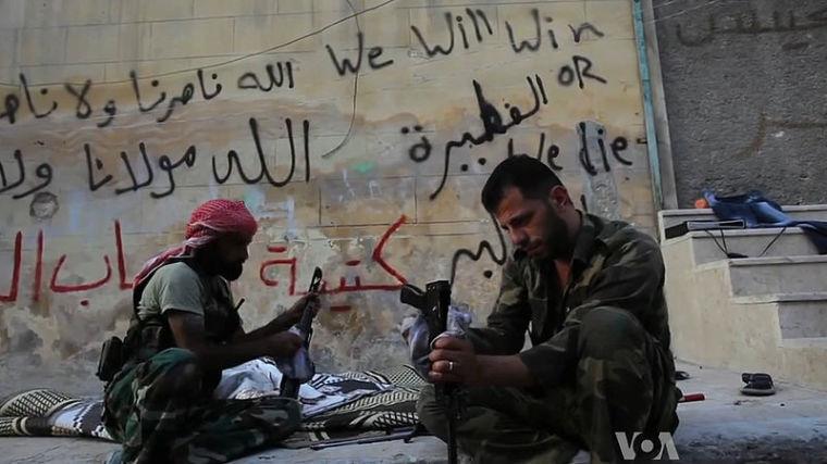 Free Syrian Army rebels