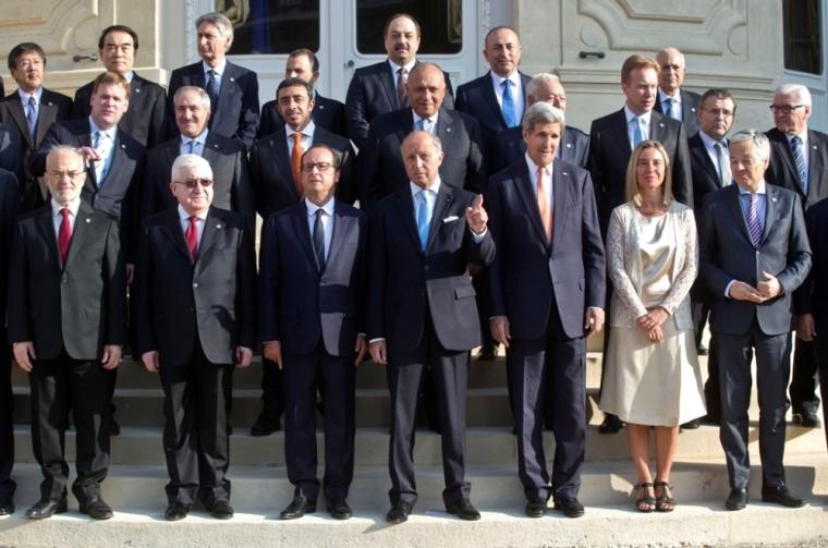 U.S. Secretary of States John Kerry