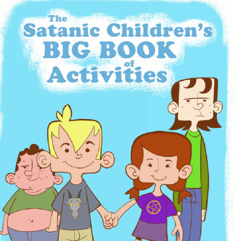 The Satanic Temple, Children