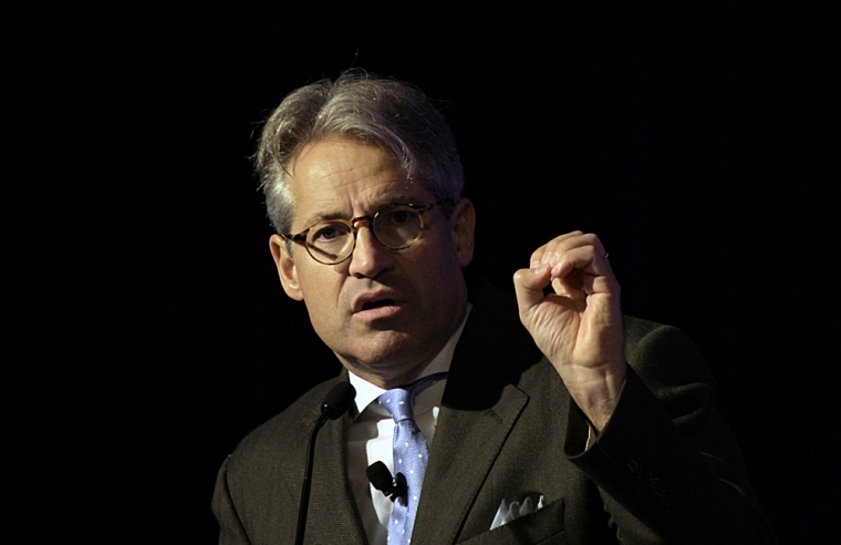 Eric Metaxas Encourages Politically Active Christians to Surround Themselves With the Church