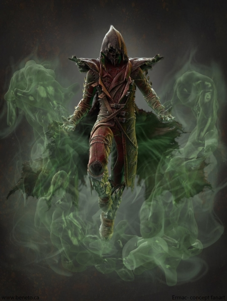 Mortal Kombat X Character Roster Smoke And Ermac Rumored To Be
