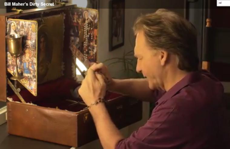 Bill Maher Video