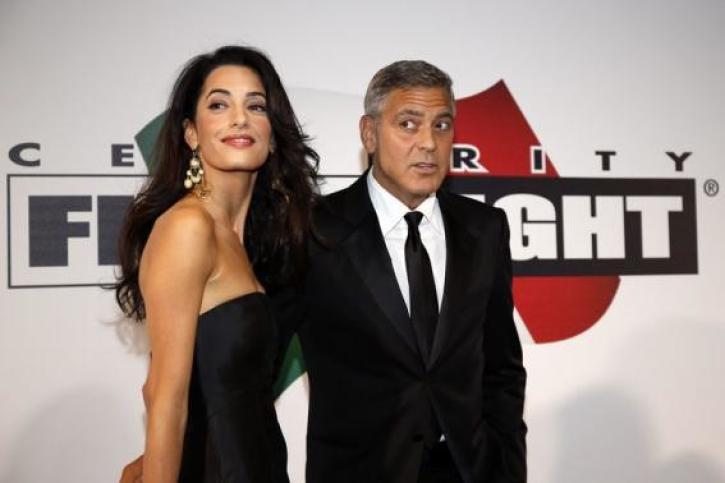 George Clooney Wedding Photos Revealed