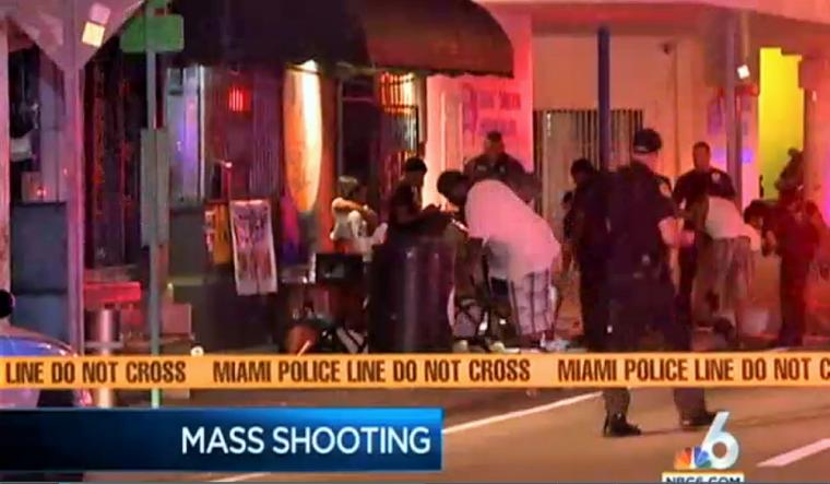 Miami Nightclub Shooting