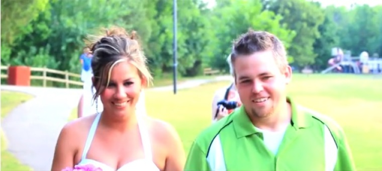 Secret Wedding Vows Renewal