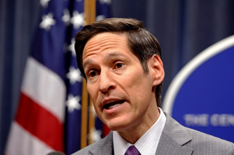 Dr. Tom Frieden, director of the Centers for Disease Control