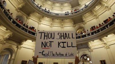 Texas, Abortion, HB 2