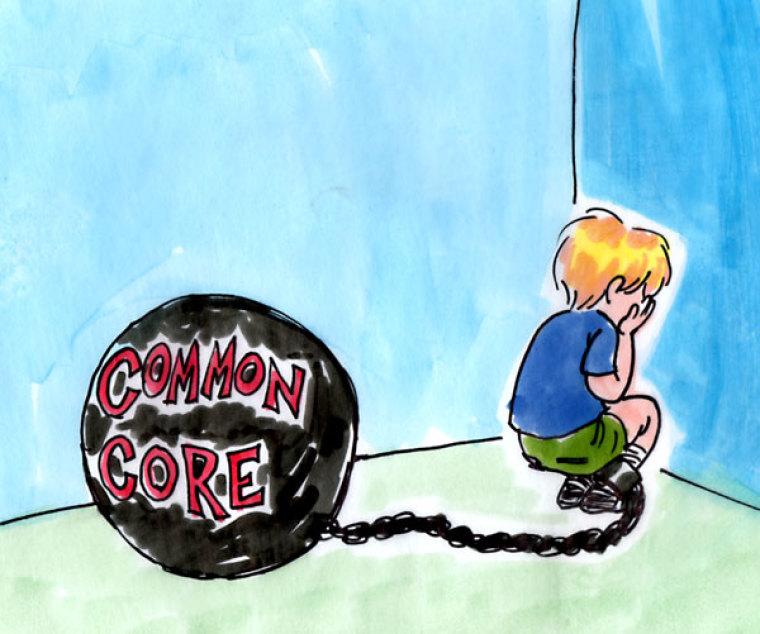Common Core and Child Depression