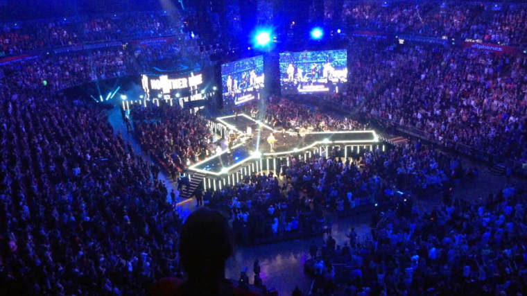 hillsong conference nyc 2013