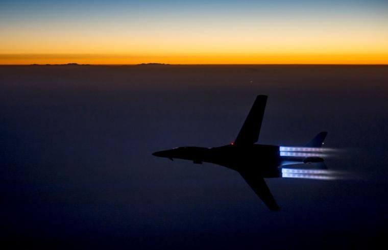 U.S. airstrikes