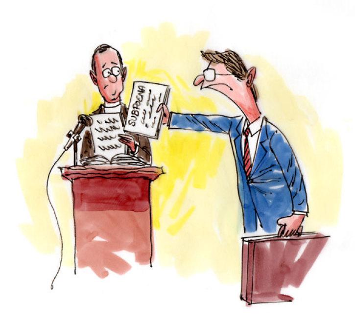 Houston Sermon Subpoena Scandal: 5 Things You Need to Know - The