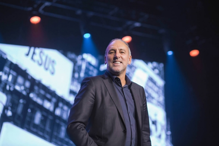Hillsong Pastor Brian Houston Says New South Wales is Being 'Over Cautious' After Issuing Health Alert for People Who Visited Church's Car Park