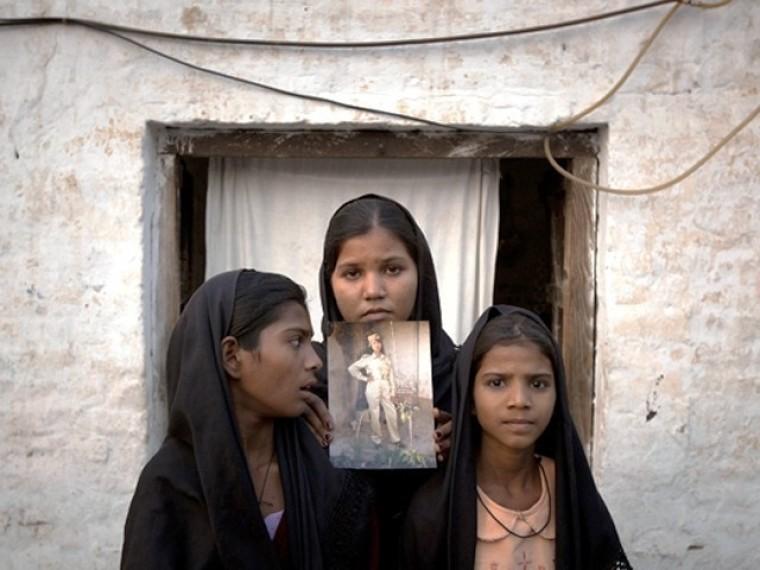 The daughters of Asia Bibi