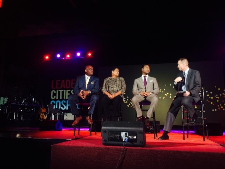 Charles Jenkins, Fellowship Baptist Church, Hobby Lobby, Legacy Project, Movement Day 2014