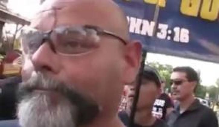 Preachers 'Stoned' by Muslims Win Free Speech Case Against