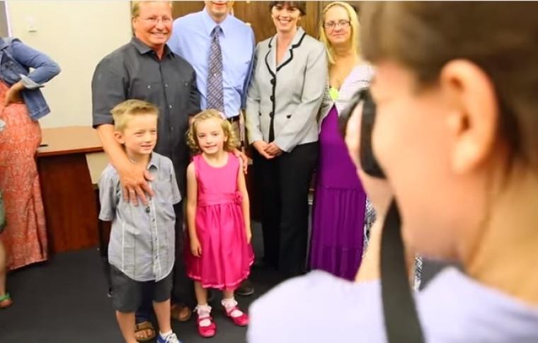 Worley Adoption Story