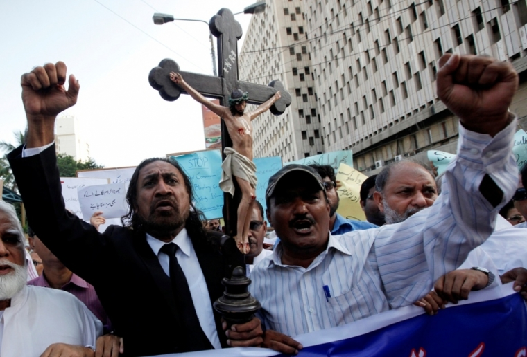 Pakistani Christian community