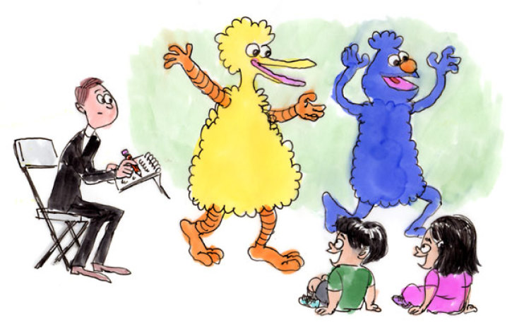 What Can Pastors Learn From Sesame Street? - The Christian Post