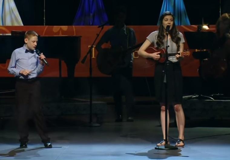 Duffley Family Amazing Performance