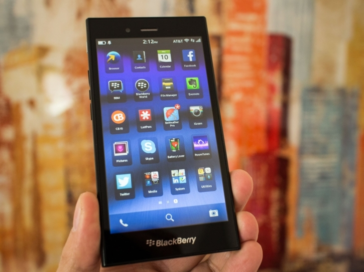 Upcoming Blackberry Phones 2015: Blackberry Leap Making the