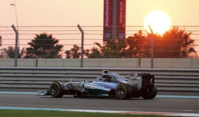F1 Abu Dhabi 2014 Grand Prix Live Stream, NBC Sports TV Preview