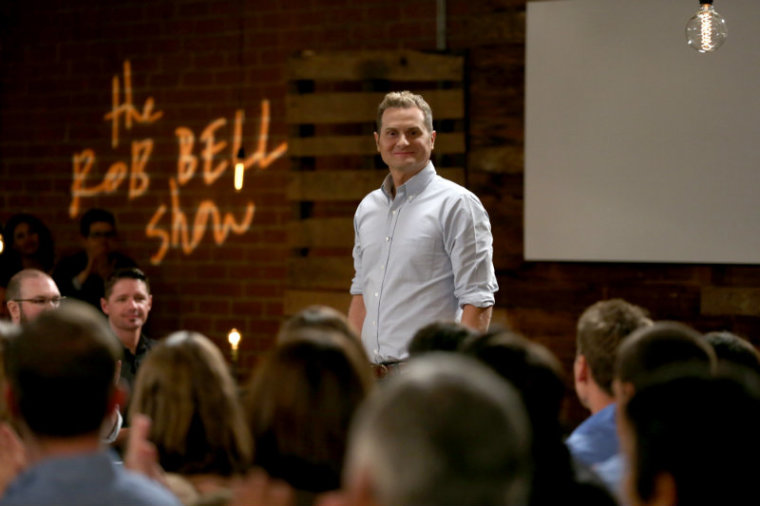 Rob Bell on 'The Rob Bell Show'