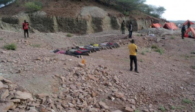 Al Shabaab attack in Kenya